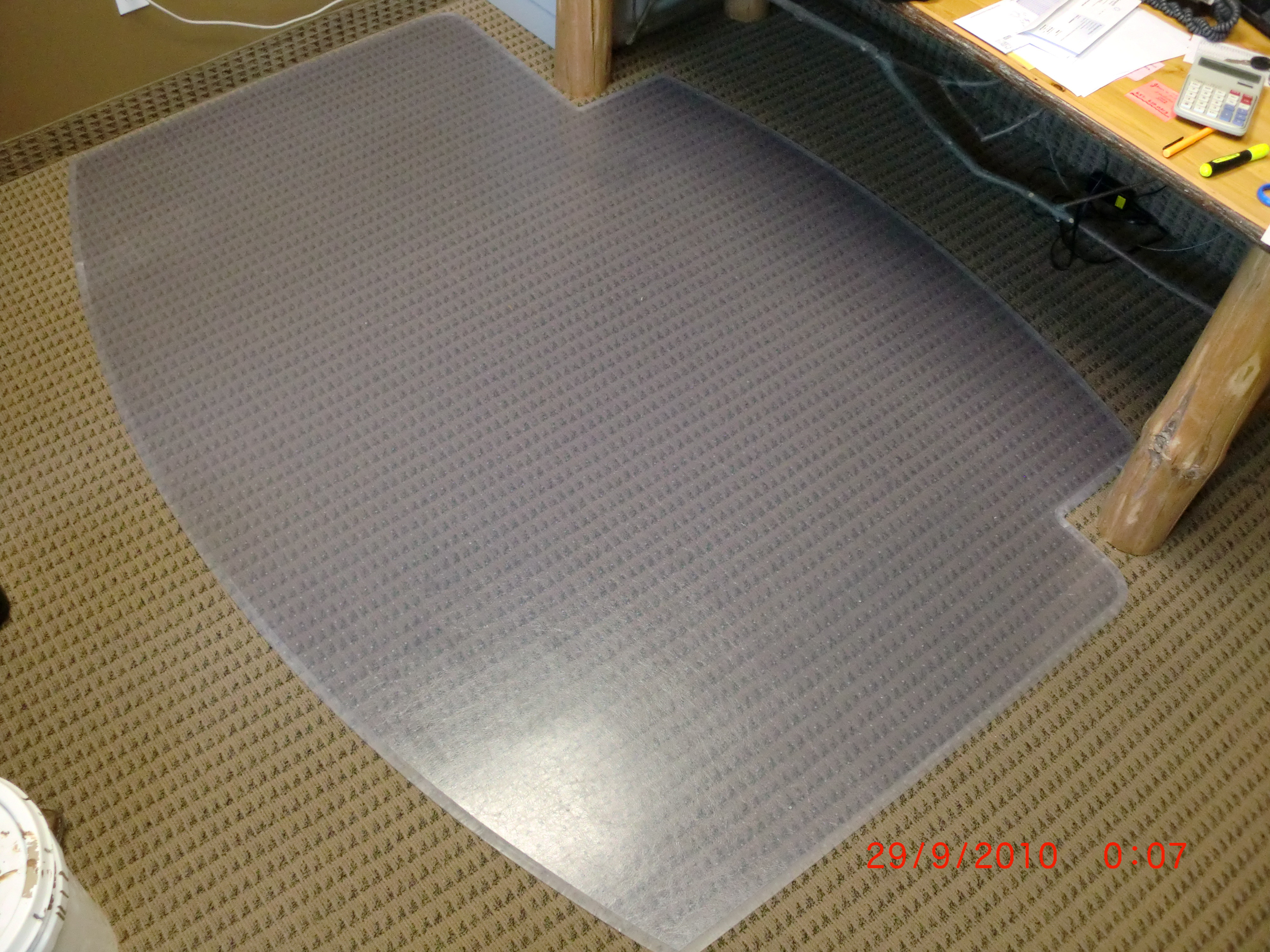 hardwood floor foam tiles of desk chair floor protector mat realspace all pile studded chair mat throughout rug protectors rugs ideas