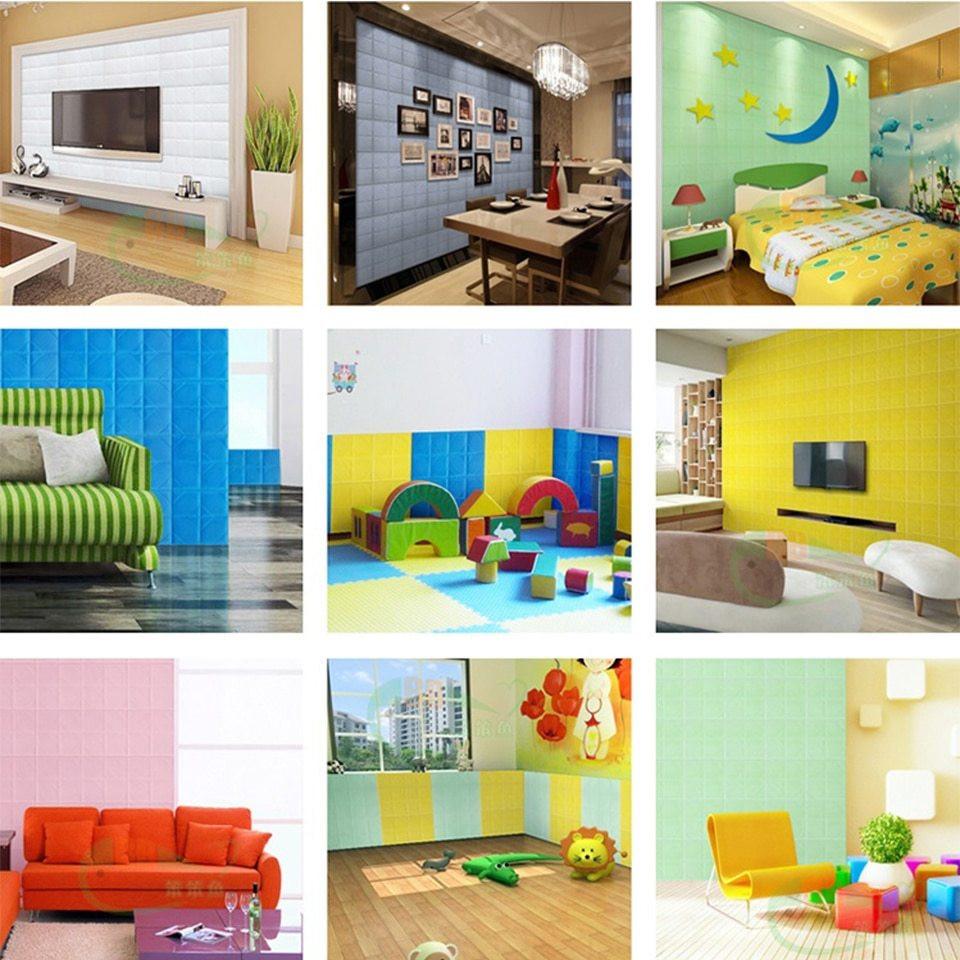hardwood floor glue injection kit of u‿u¶60cmx60cm pe foam 3d wallpaper diy wall stickers wall decor regarding 1