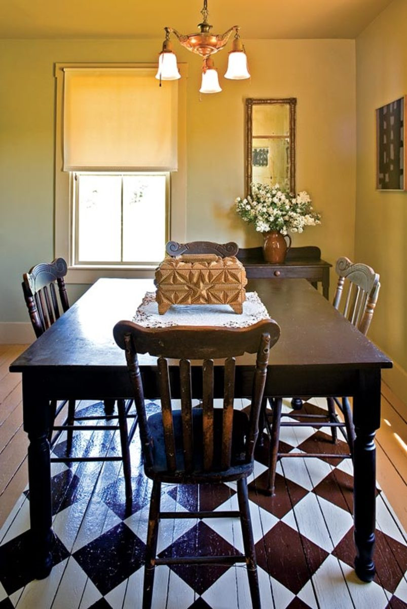 Hardwood Floor Installation Buffalo Ny Of the History Of Wood Flooring Restoration Design for the Vintage with Regard to Decorative Painting Became All the Rage for Floors In the 18th Century