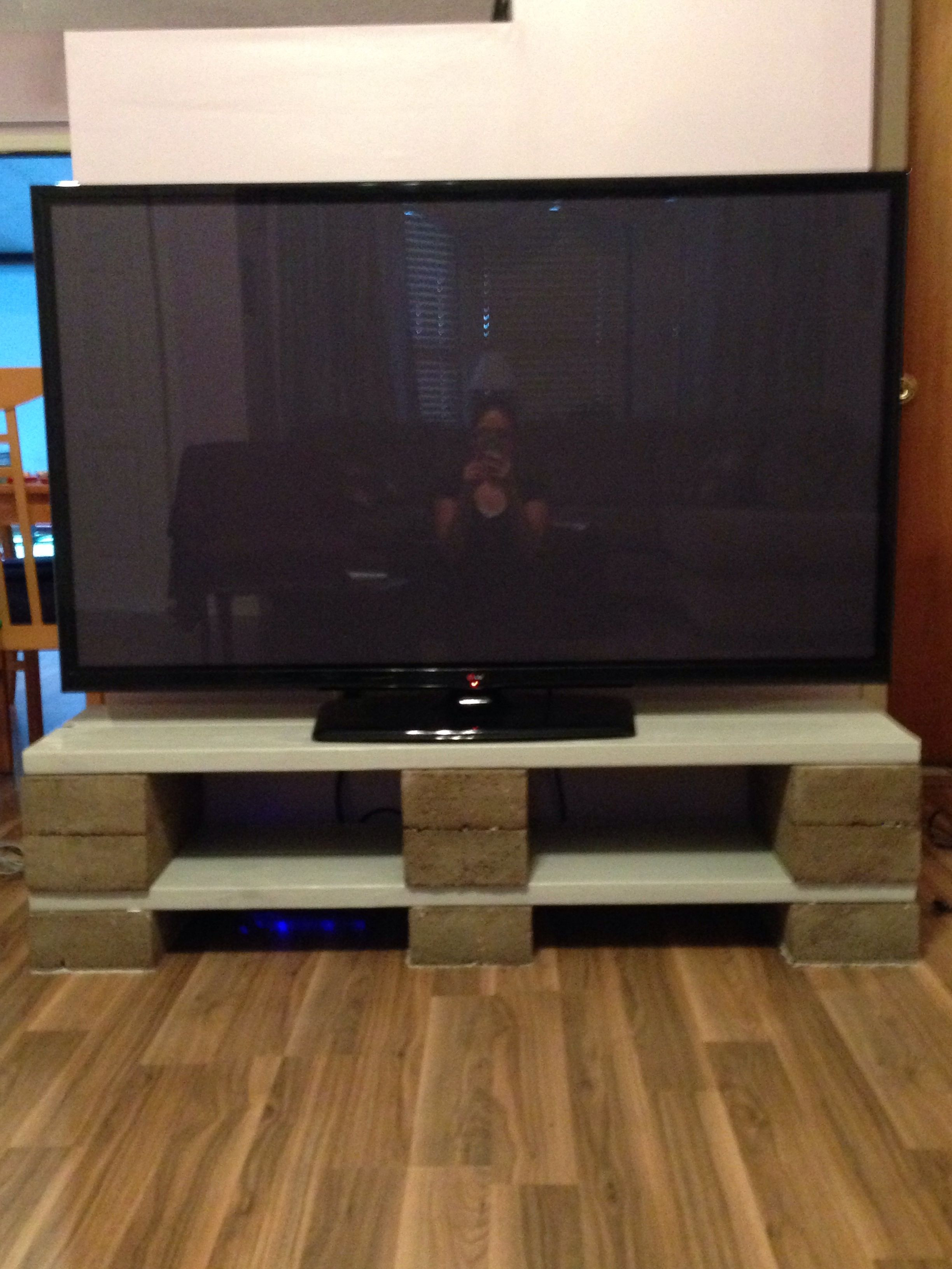 hardwood floor installation des moines of diy tv stand made out of cinder blocks and wood supplies cost about with regard to diy tv stand made out of cinder blocks and wood supplies cost about 40