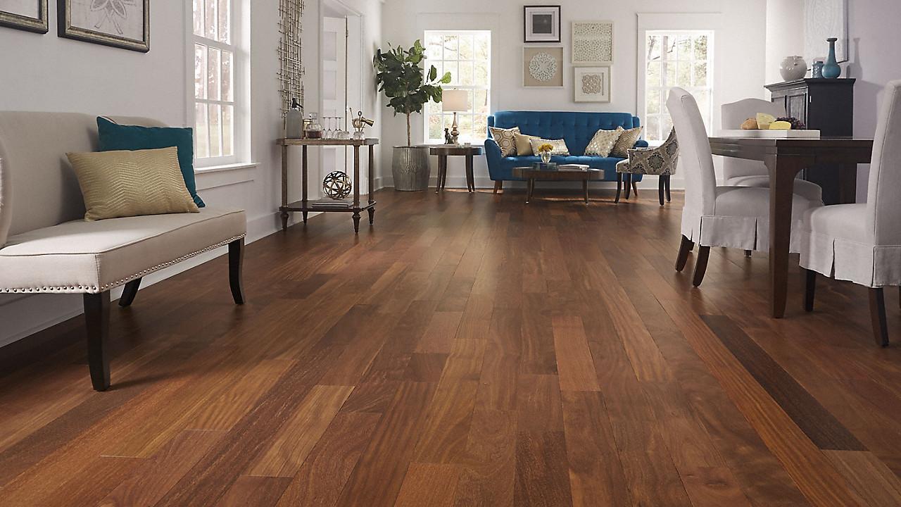 Hardwood Floor Installation Glue Of 3 4 X 3 1 4 Matte Brazilian Chestnut Bellawood Lumber Liquidators Inside Bellawood 3 4 X 3 1 4 Matte Brazilian Chestnut