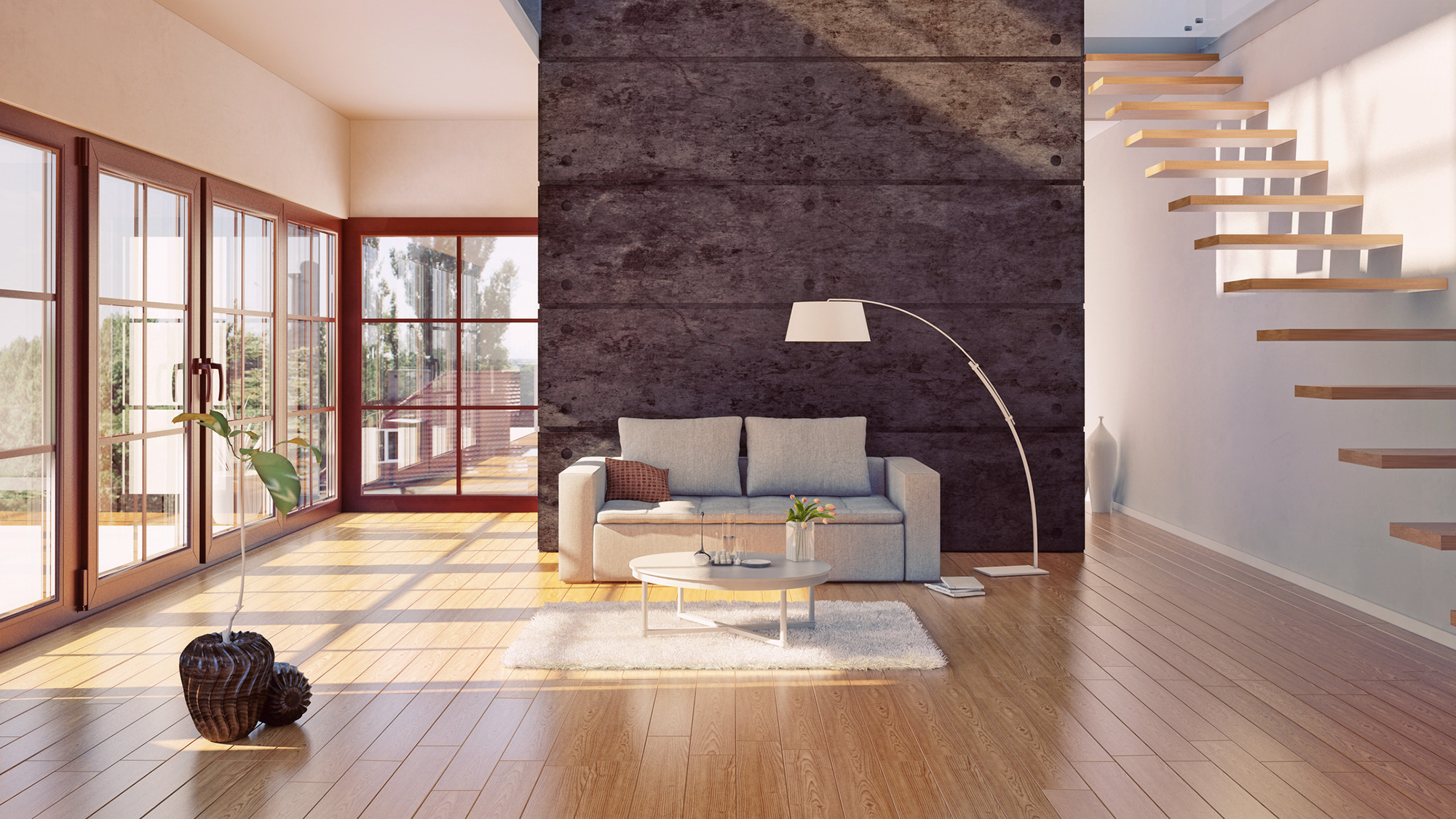 Hardwood Floor Meets Carpeted Stairs Of Do Hardwood Floors Provide the Best Return On Investment Realtor Coma within Hardwood Floors Investment