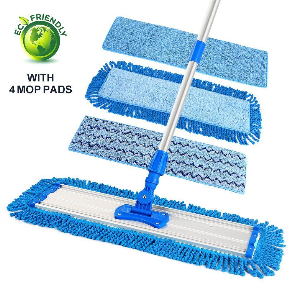 hardwood floor mop kit of elecool 20 5 microfiber floor mop flat mop with 4 mop pads refills throughout elecool 20 5 microfiber floor mop flat mop with 4 mop pads refills 6