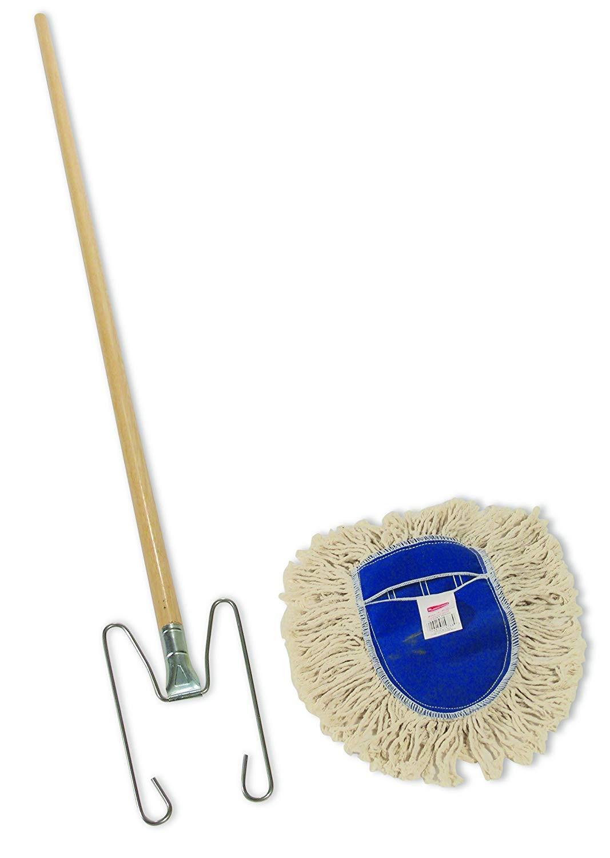 Hardwood Floor Mop Walmart Of Rubbermaid Commercial Fgu13067wh00 3 Piece Kut A Way Wedge Mop Kit Intended for Rubbermaid Commercial Fgu13067wh00 3 Piece Kut A Way Wedge Mop Kit White Dust Mop Accessories Amazon Com Industrial Scientific
