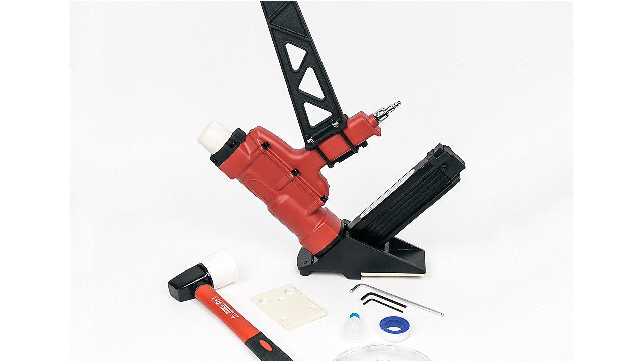 hardwood floor nailer for sale of norge floor nailer bradshomefurnishings in 15 1 2ga 2 in 1 floor nailer norge lumber liquidators