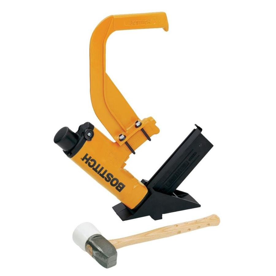 hardwood floor nailer lowes of shop stanley 2 in 15 gauge pneumatic stapler at lowes com pertaining to stanley 2 in 15 gauge pneumatic stapler