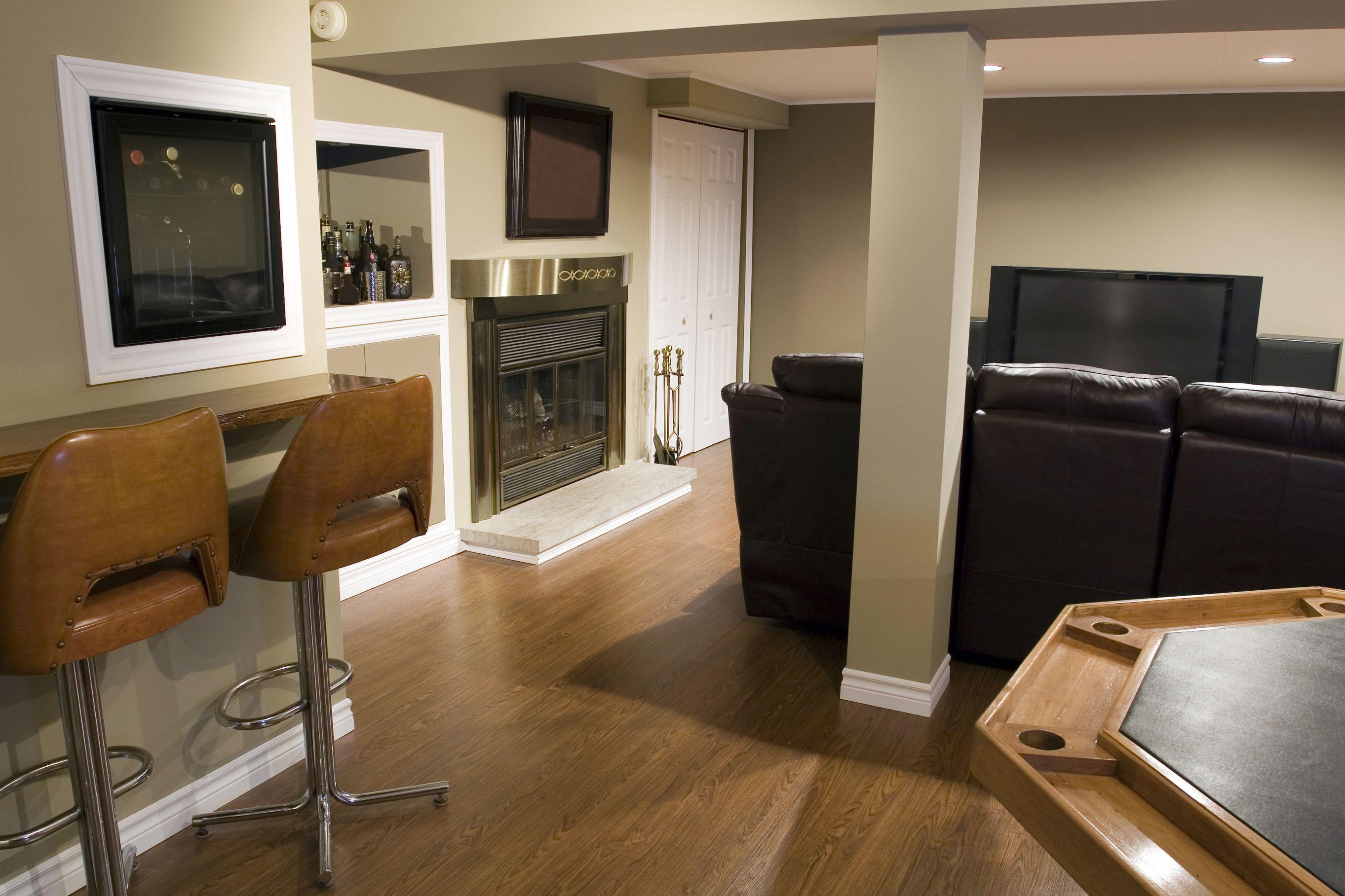 hardwood floor on cement slab of best basement flooring options throughout basementflooring 5bb76ea04cedfd00261522e8