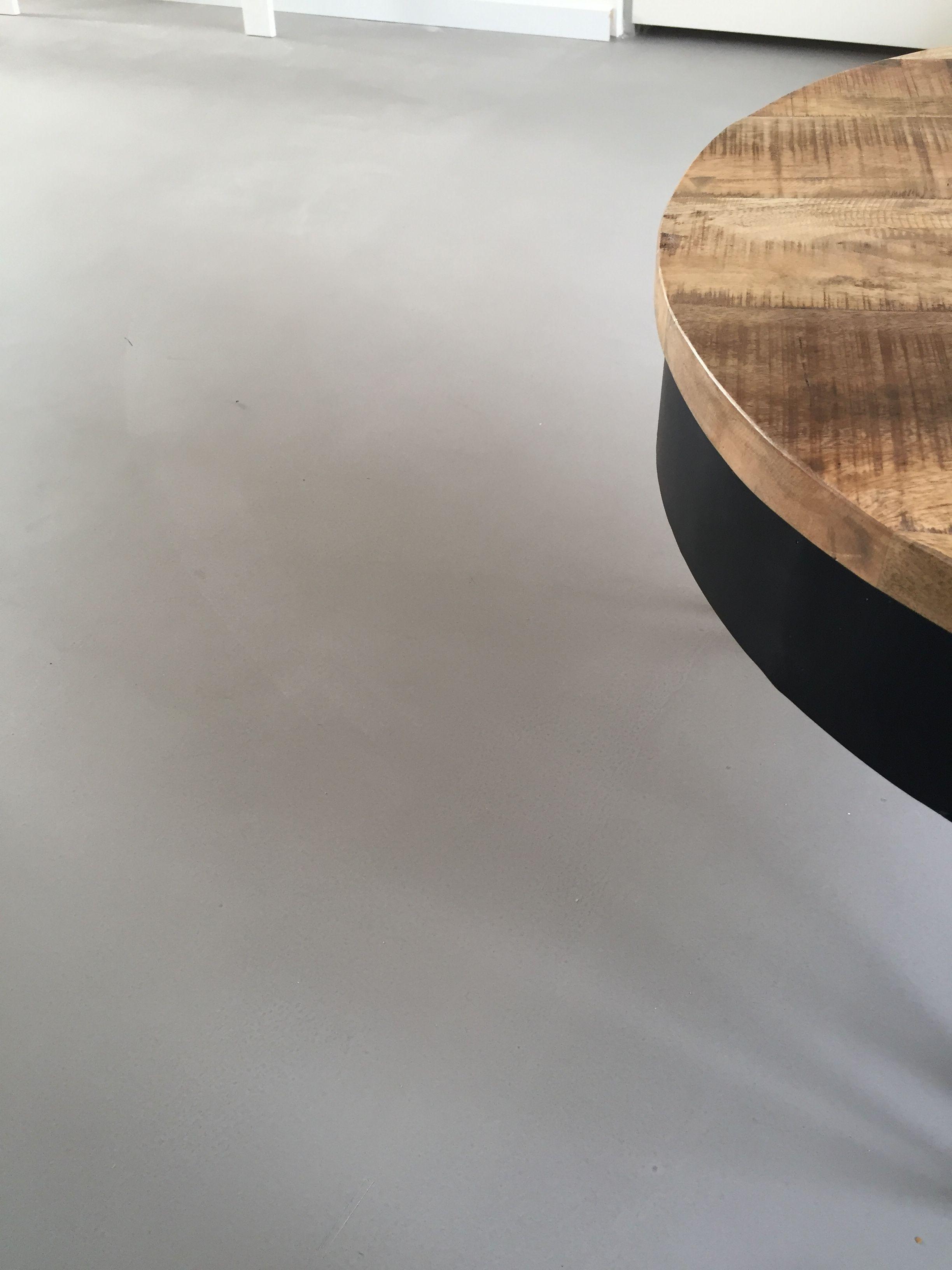 Hardwood Floor On Cement Slab Of Pandomo Floor Kleur Cemento Aangebracht Door Vloer Zo Project In Throughout Pandomo Floor Kleur Cemento Aangebracht Door Vloer Zo Project In Castricum Floor Finishesdoorsprojectscementslab