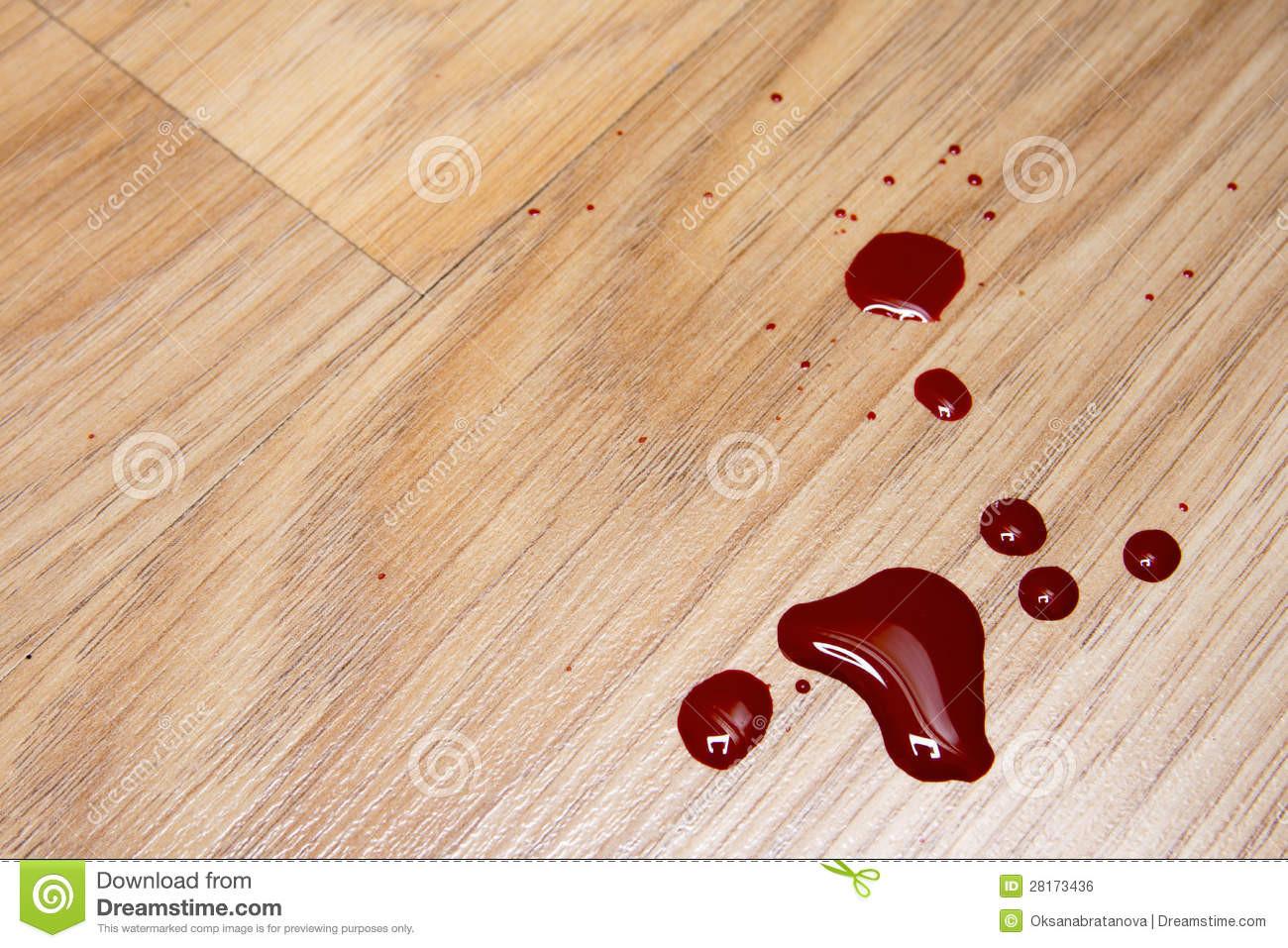 hardwood floor over concrete of blood floor stock photos royalty free pictures regarding blood drops floor 28173436