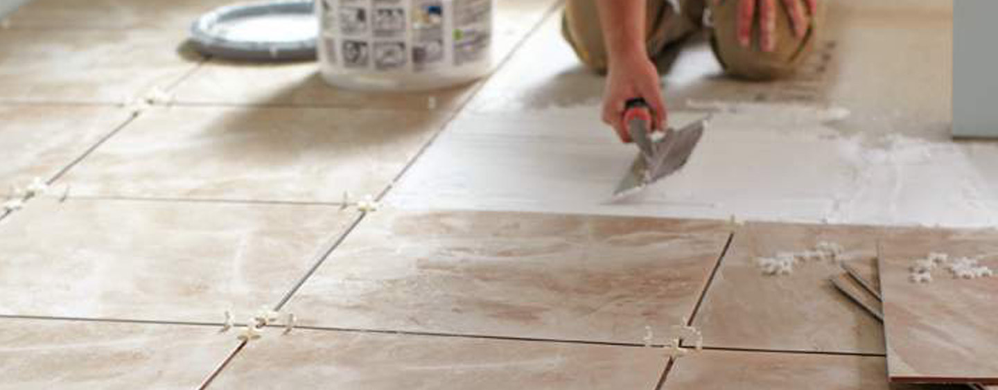 hardwood floor over tile of how to grout tile floors at the home depot with regard to grouting is the process of filling the spaces in between tiles most options come in powder form but premixed containers are available as well