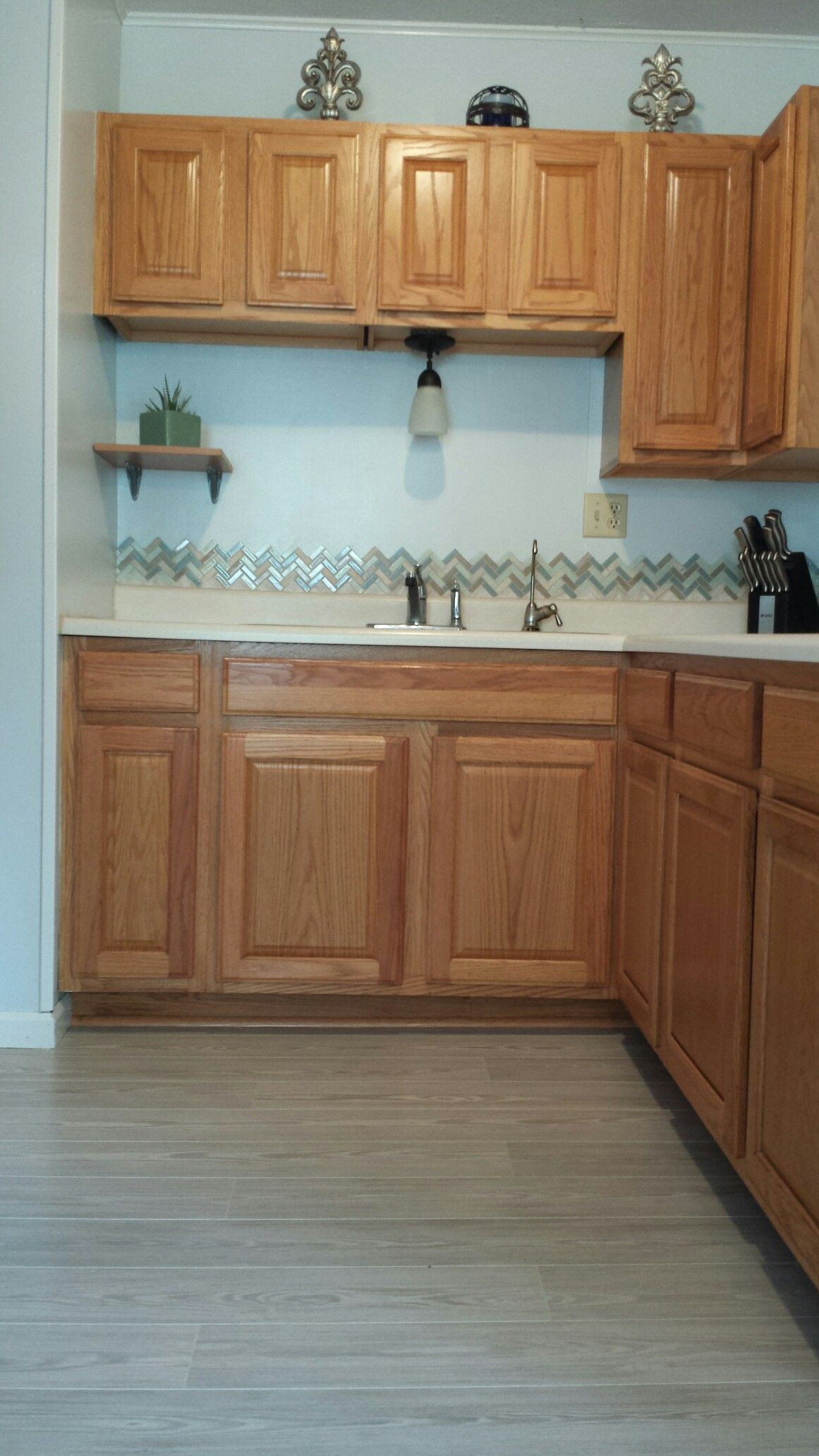 What Color Hardwood Floor Goes With Oak