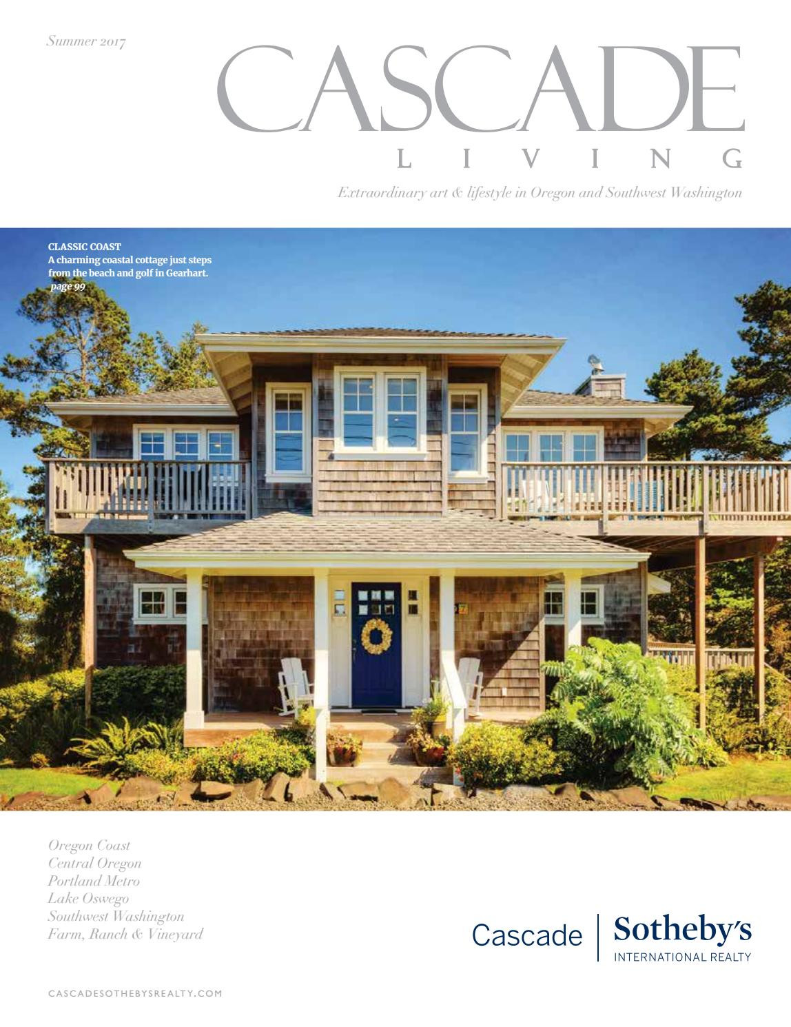 hardwood floor refinishing bend oregon of cascade living magazine summer 2017 by cascade sothebys with regard to cascade living magazine summer 2017 by cascade sothebys international realty issuu