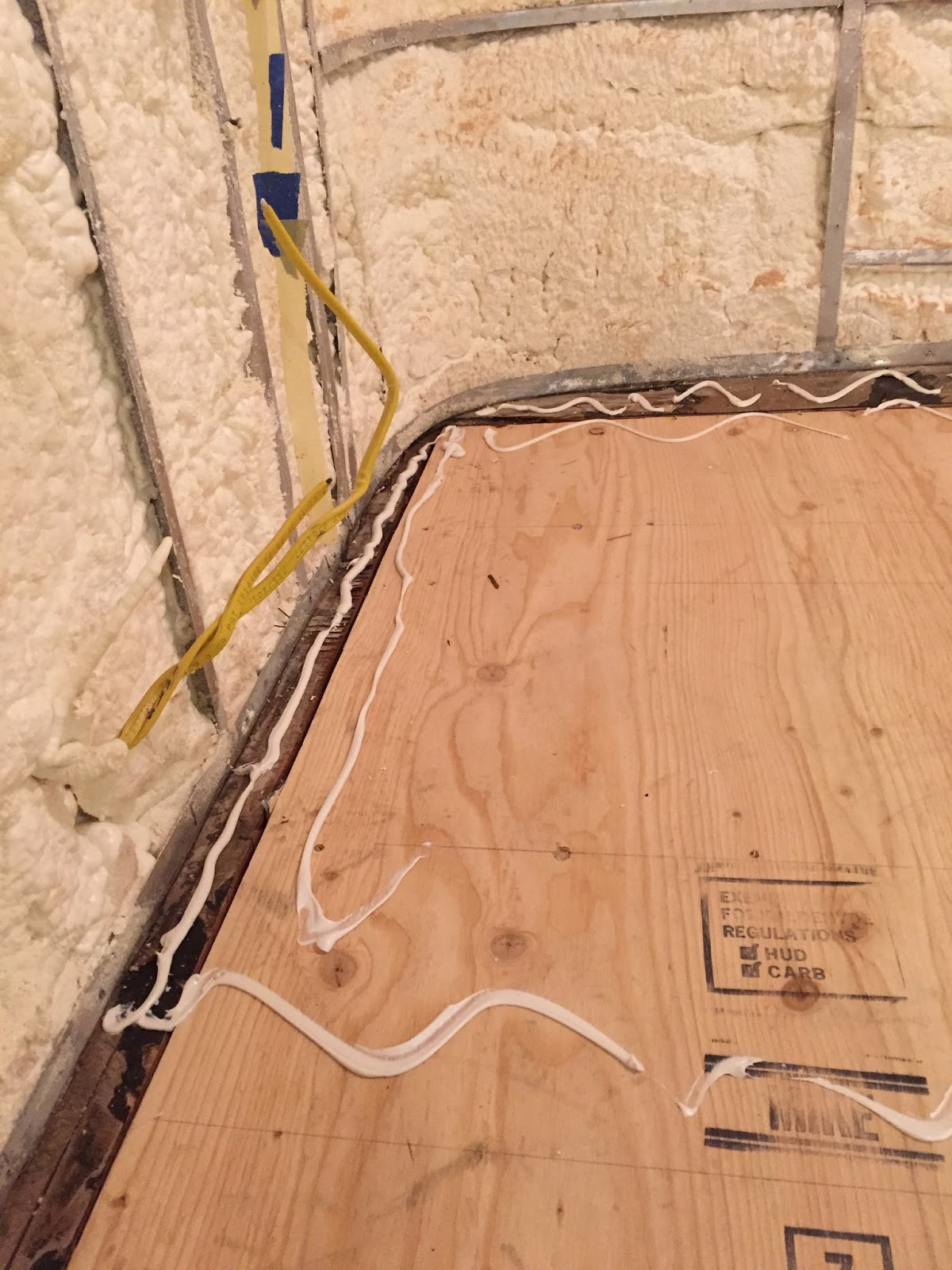 28 Fantastic Hardwood Floor Refinishing Bend oregon 2021 free download hardwood floor refinishing bend oregon of day 8 insulating the floor and subfloor install 1958 spartan for in this way i added most if not all of the original strength back into the frame an
