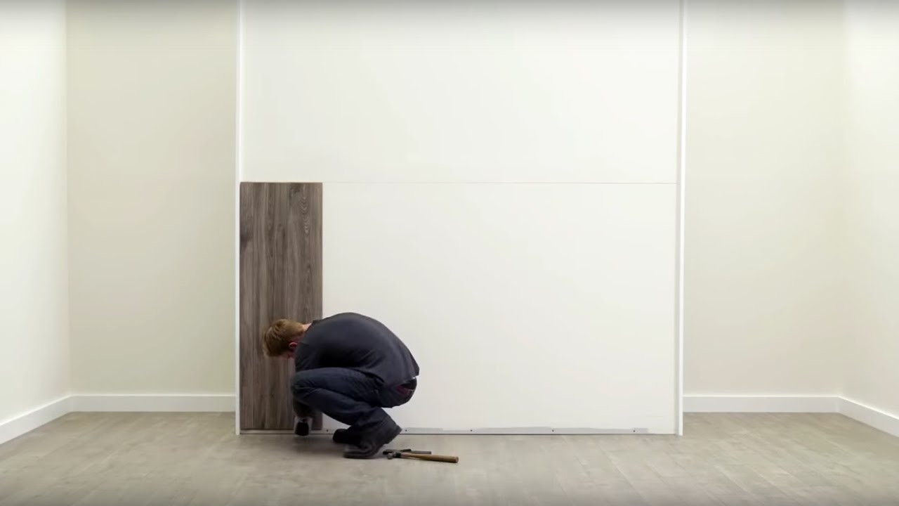 hardwood floor refinishing bend oregon of how to vertically install pergo flooring on your wall youtube regarding how to vertically install pergo flooring on your wall