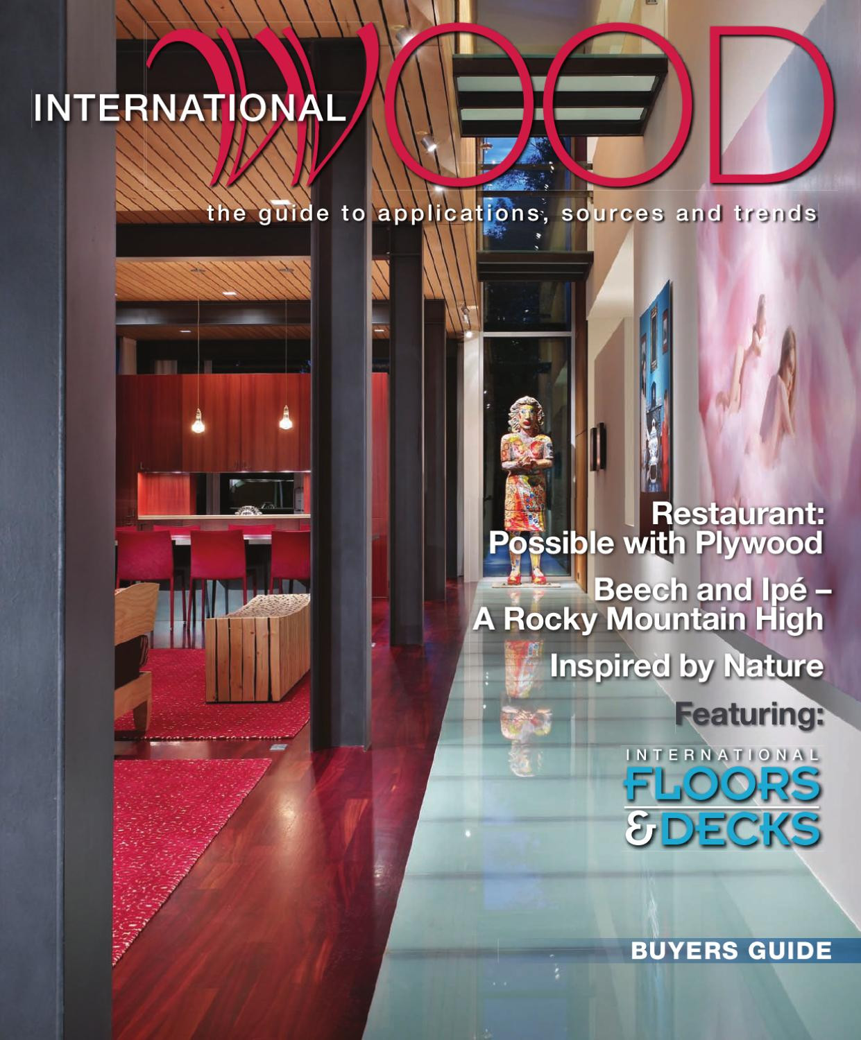 hardwood floor refinishing calgary of 2011 international wood by bedford falls communications issuu throughout page 1