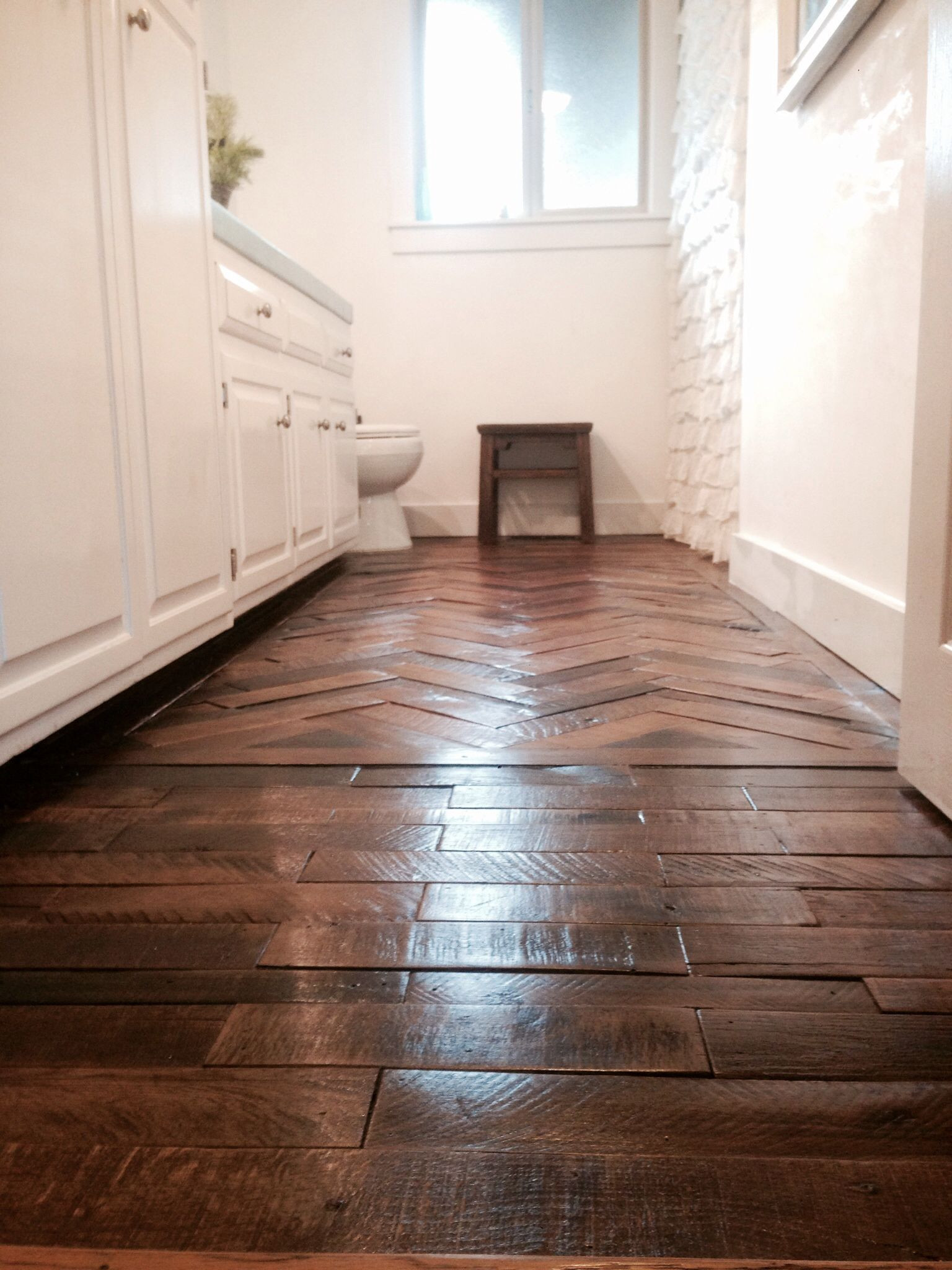 Hardwood Floor Refinishing Charlotte Nc Of Wood Floor Made From Reclaimed Shipping Pallets Commissioned Work within Wood Floor Made From Reclaimed Shipping Pallets