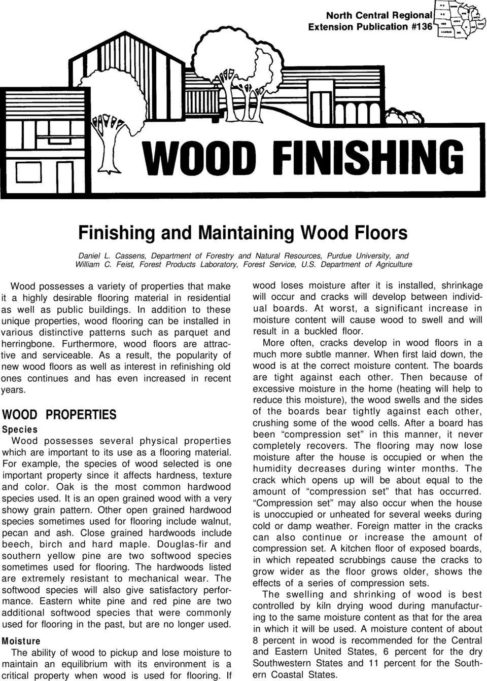 hardwood floor refinishing colorado springs co of finishing and maintaining wood floors pdf with regard to in addition to these unique properties wood flooring can be installed in various distinctive patterns