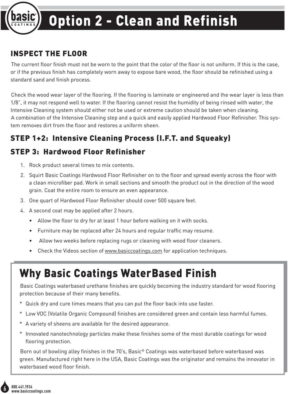 Hardwood Floor Refinishing Colorado Springs Co Of Hardwood Maintenance Workbook and Tips Of the Trade Pdf In Check the Wood Wear Layer Of the Flooring if the Flooring is Laminate or Engineered