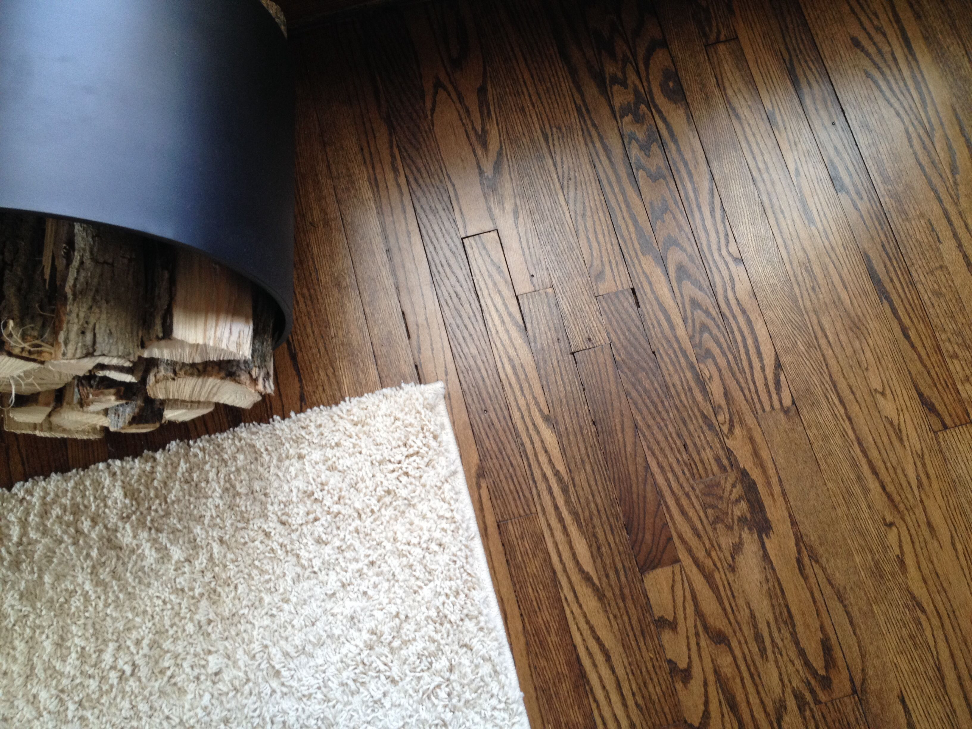 hardwood floor refinishing colors of 113 year old original oak floors refinished in espresso stain pertaining to 113 year old original oak floors refinished in espresso stain