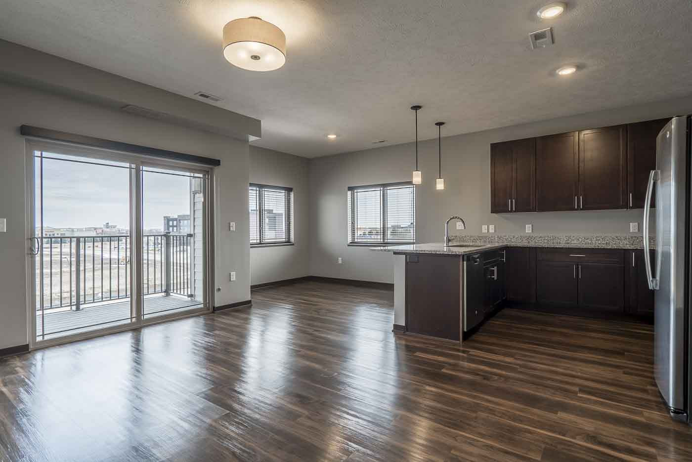 Hardwood Floor Refinishing Des Moines Of Studio One Two Three Bedroom Apartments Rent 360 at Jordan West Regarding Picasso C3 Floor Plan 360 at Jordan West New Luxury Apartments In Des Moines
