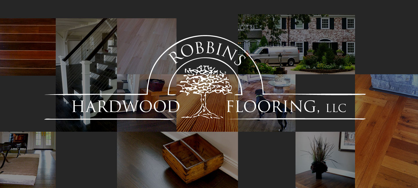 Hardwood Floor Refinishing East Hartford Ct Of About Robbins Hardwood Flooring In White Logo Dark Banner