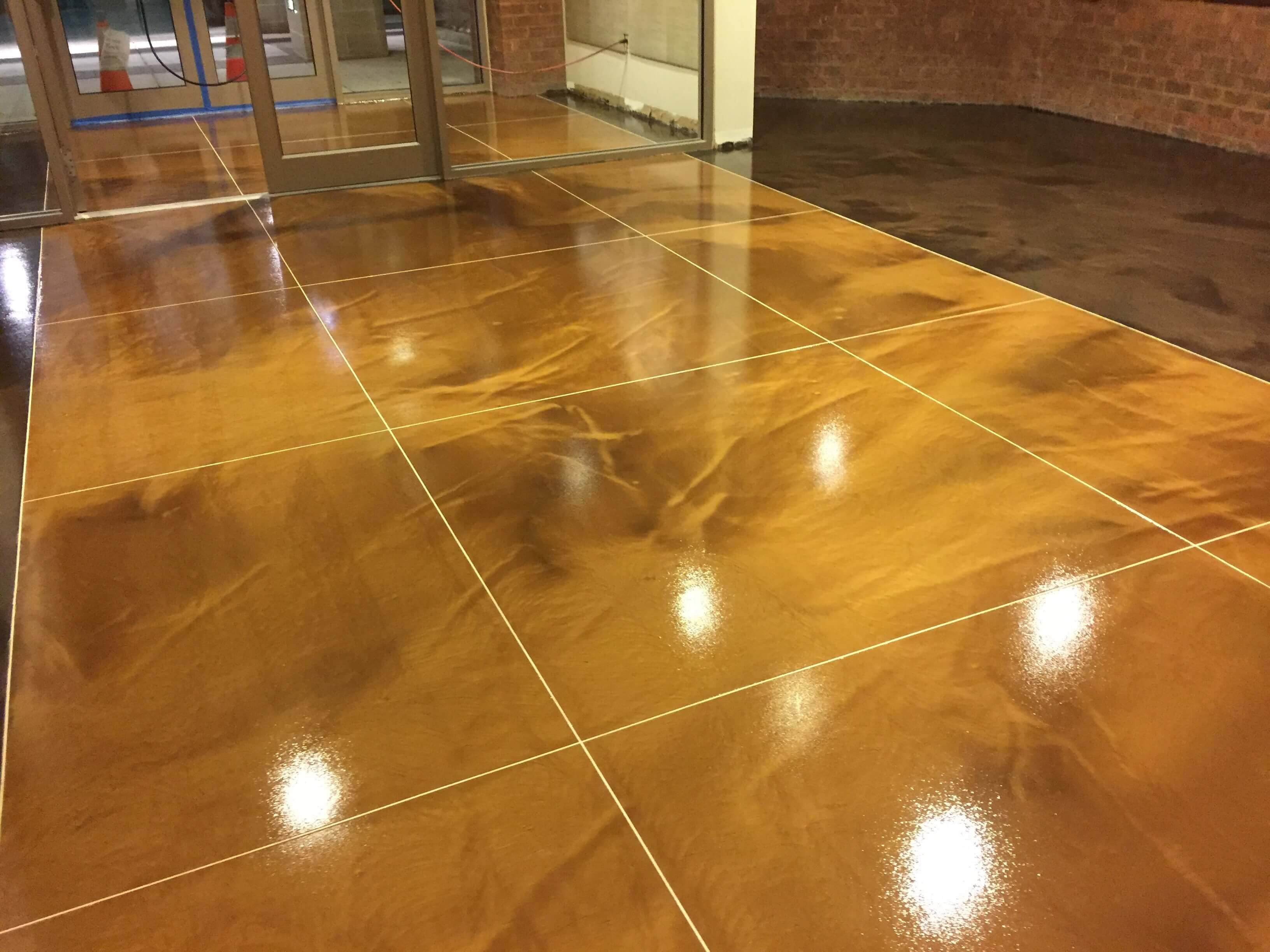 Hardwood Floor Refinishing Ellicott City Md Of Metrocrete Potomac Garage solutions Ellicott Md Pertaining to Polished Concrete Epoxy Maryland Polished Concrete Flooring