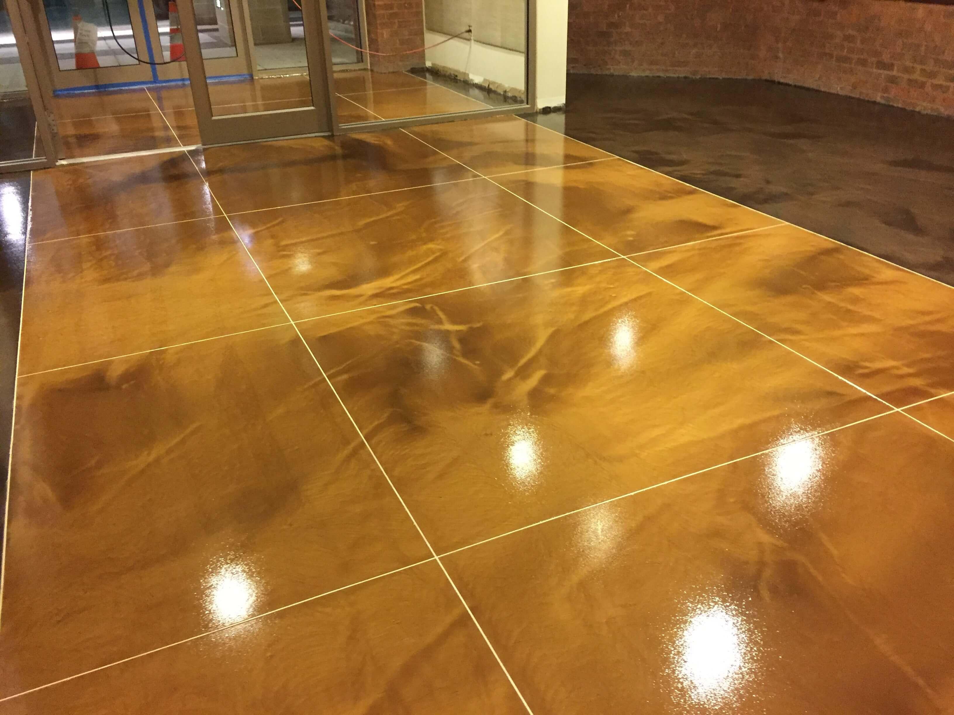 Hardwood Floor Refinishing Ellicott City Md Of Metrocrete Potomac Garage solutions Ellicott Md Pertaining to Polished Concrete Epoxy Maryland Polished Concrete Flooring
