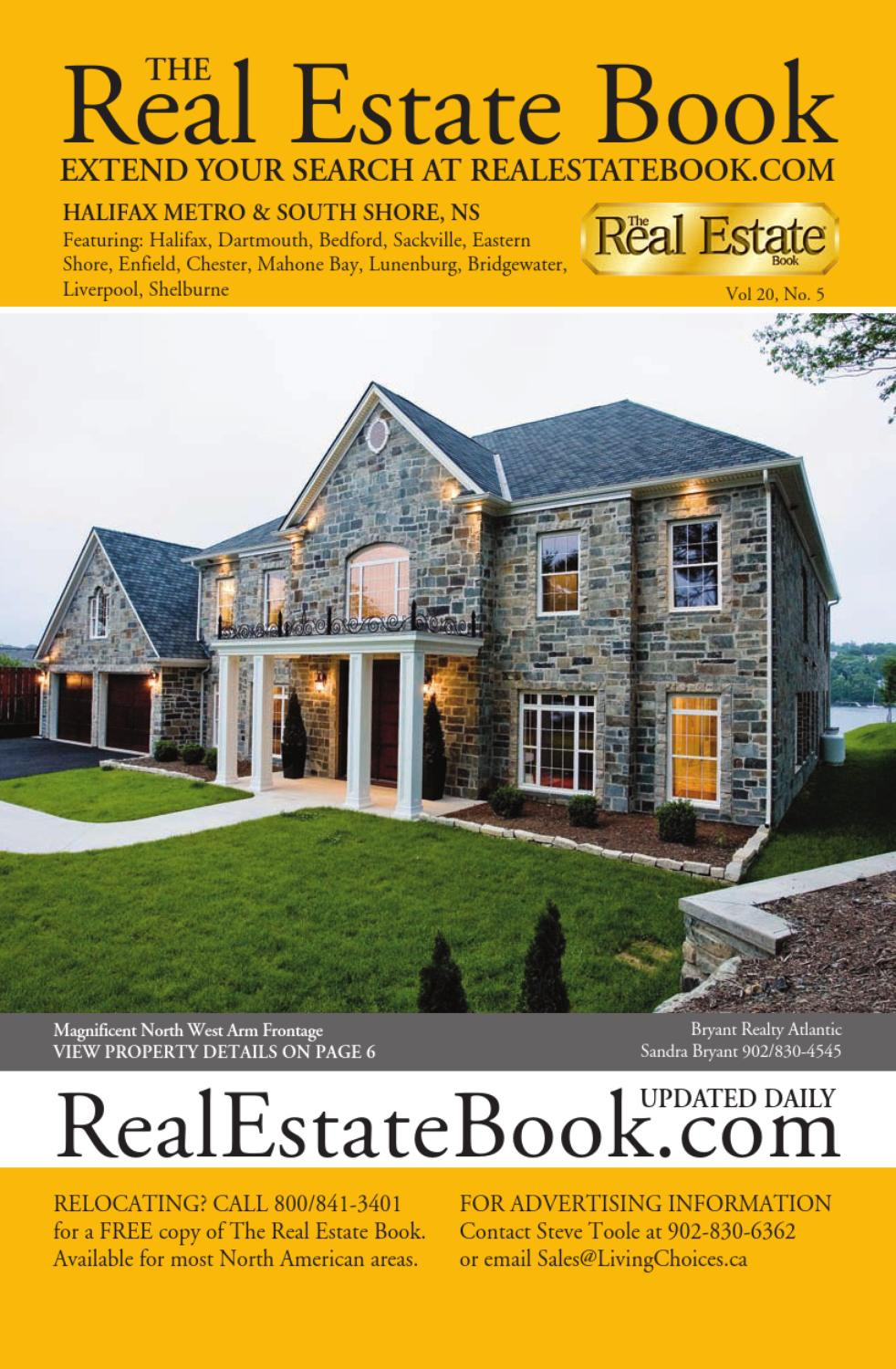 Hardwood Floor Refinishing Halifax Ns Of Vol 205 by the Real Estate Book Nova Scotia issuu within Page 1