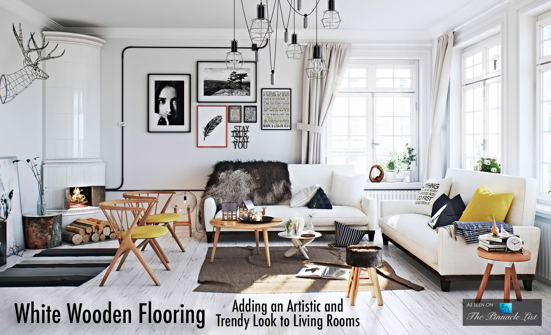 hardwood floor refinishing halifax ns of white wooden flooring adding an artistic and trendy look to living with white wooden flooring adding an artistic and trendy look to living rooms