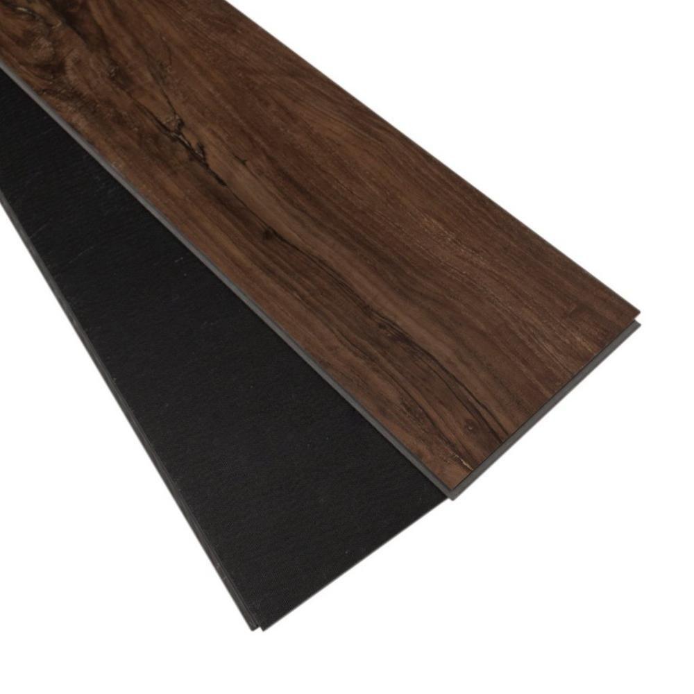 hardwood floor refinishing hamilton nj of casa moderna smoked walnut hand scraped luxury vinyl plank 3mm pertaining to casa moderna smoked walnut hand scraped luxury vinyl plank 3mm 100130863 floor and