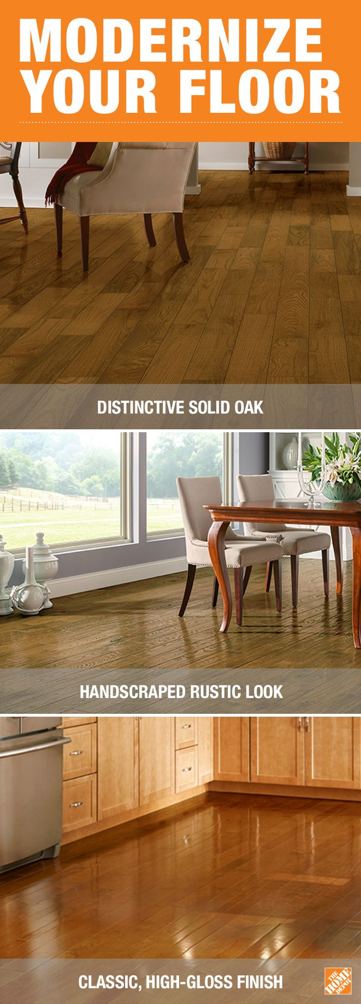 hardwood floor refinishing in delaware county pa of 91 best floor space indoors and outdoors images on pinterest inside shop our selection of solid hardwood in the flooring department at the home depot