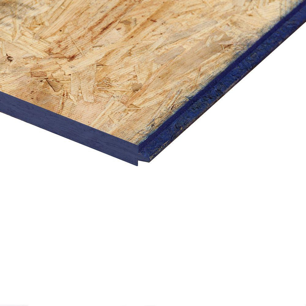 hardwood floor refinishing longview wa of oriented strand board osb plywood the home depot inside 23 32 in x 4 ft x 8 ft southern pine oriented