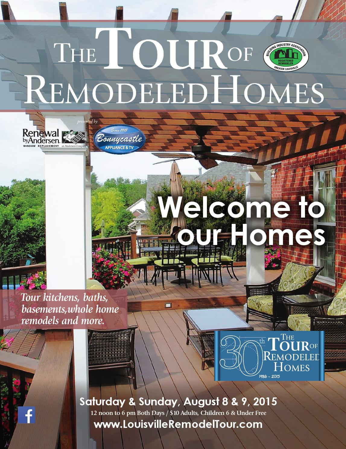 hardwood floor refinishing louisville ky of 2015 tour of remodeled homes book by building industry association pertaining to 2015 tour of remodeled homes book by building industry association of greater louisville issuu