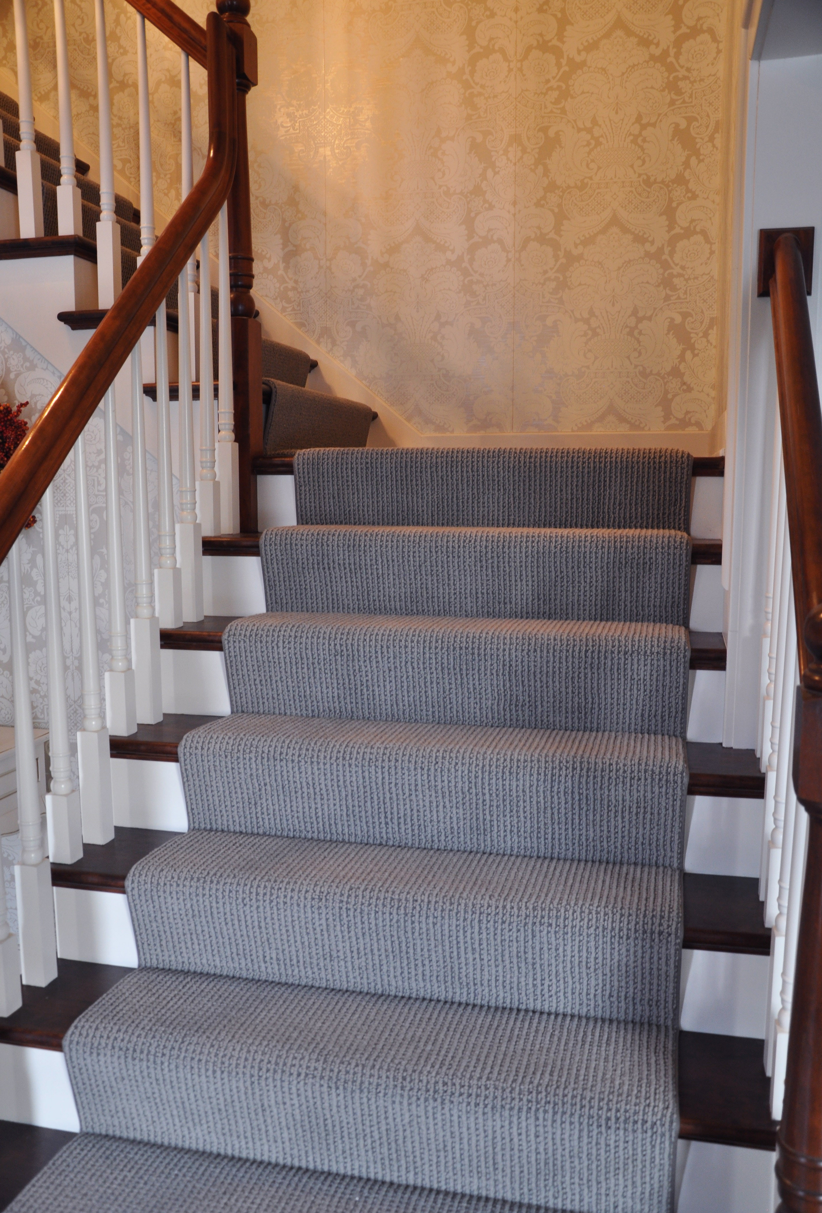 hardwood floor refinishing milwaukee of hardwood stair treads staircasing installation milwaukee wi intended for click image to enlarge