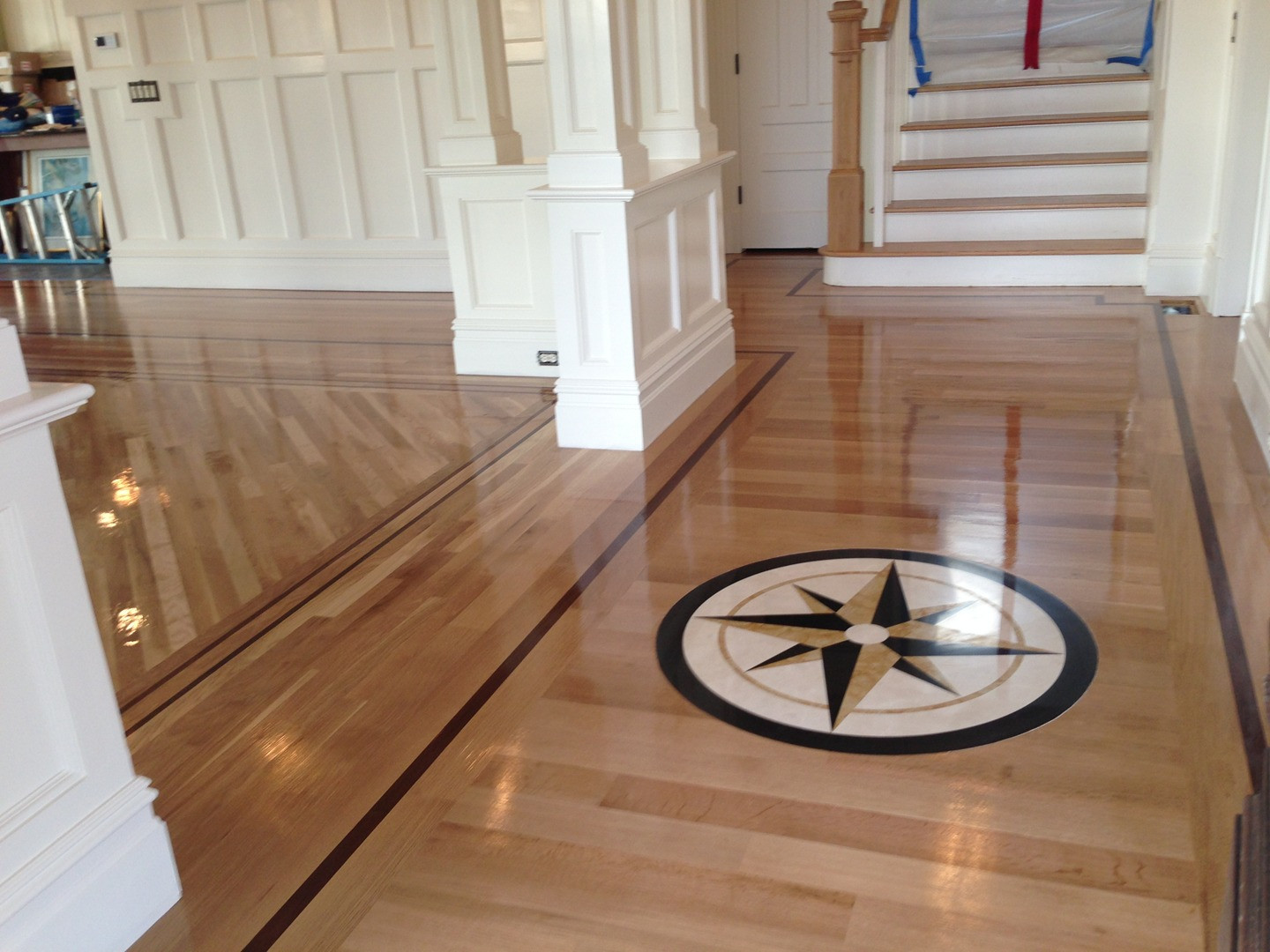 hardwood floor refinishing ocean county nj of j r hardwood floors l l c home throughout after pic