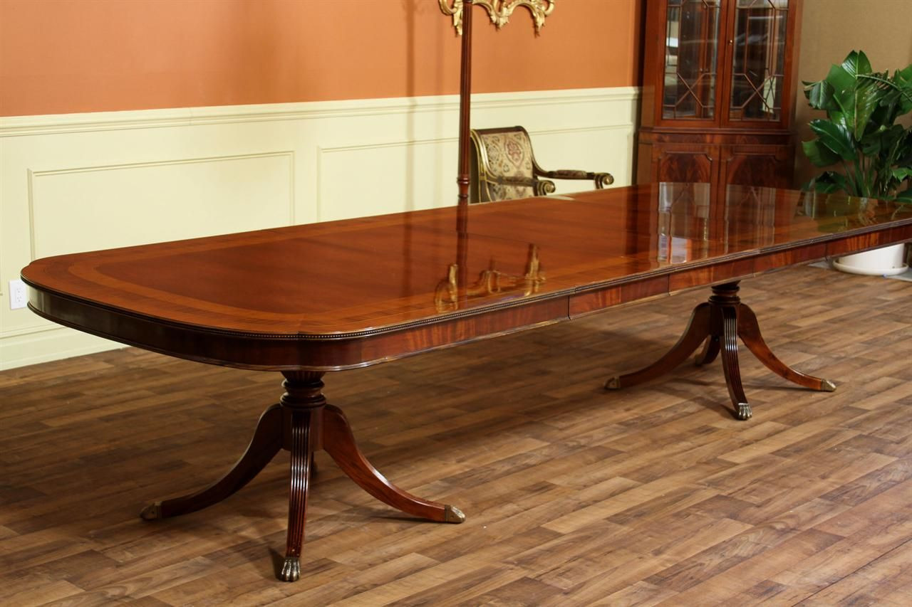 Hardwood Floor Refinishing orland Park Il Of Double Pedestal Dining Table 54 Wide Designer Dining Table New Pertaining to Extra Wide 12 Foot Dining Table Seats About 14 People with All Three Leaves In Place Beautiful