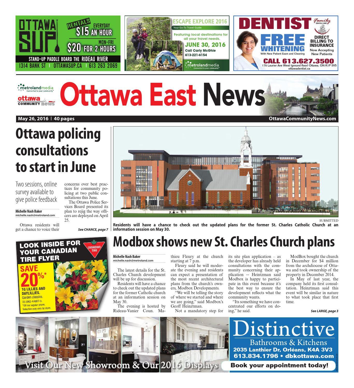 Hardwood Floor Refinishing Ottawa Ontario Of Ottawaeastnews052616 by Metroland East Ottawa East News issuu Inside Page 1