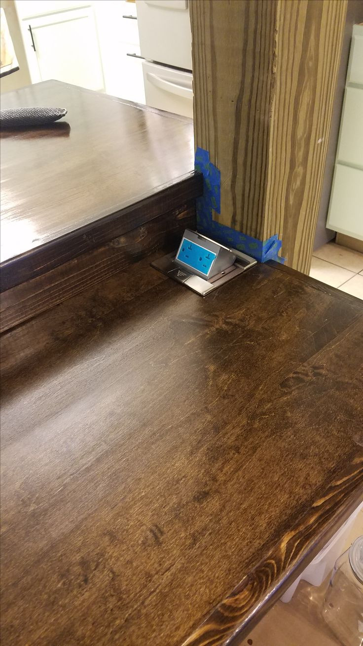 hardwood floor refinishing pasadena ca of 9 best we did it images on pinterest counter tops countertops and in must have hidden plugs for electronics at the bar and for plugging in a mixer or