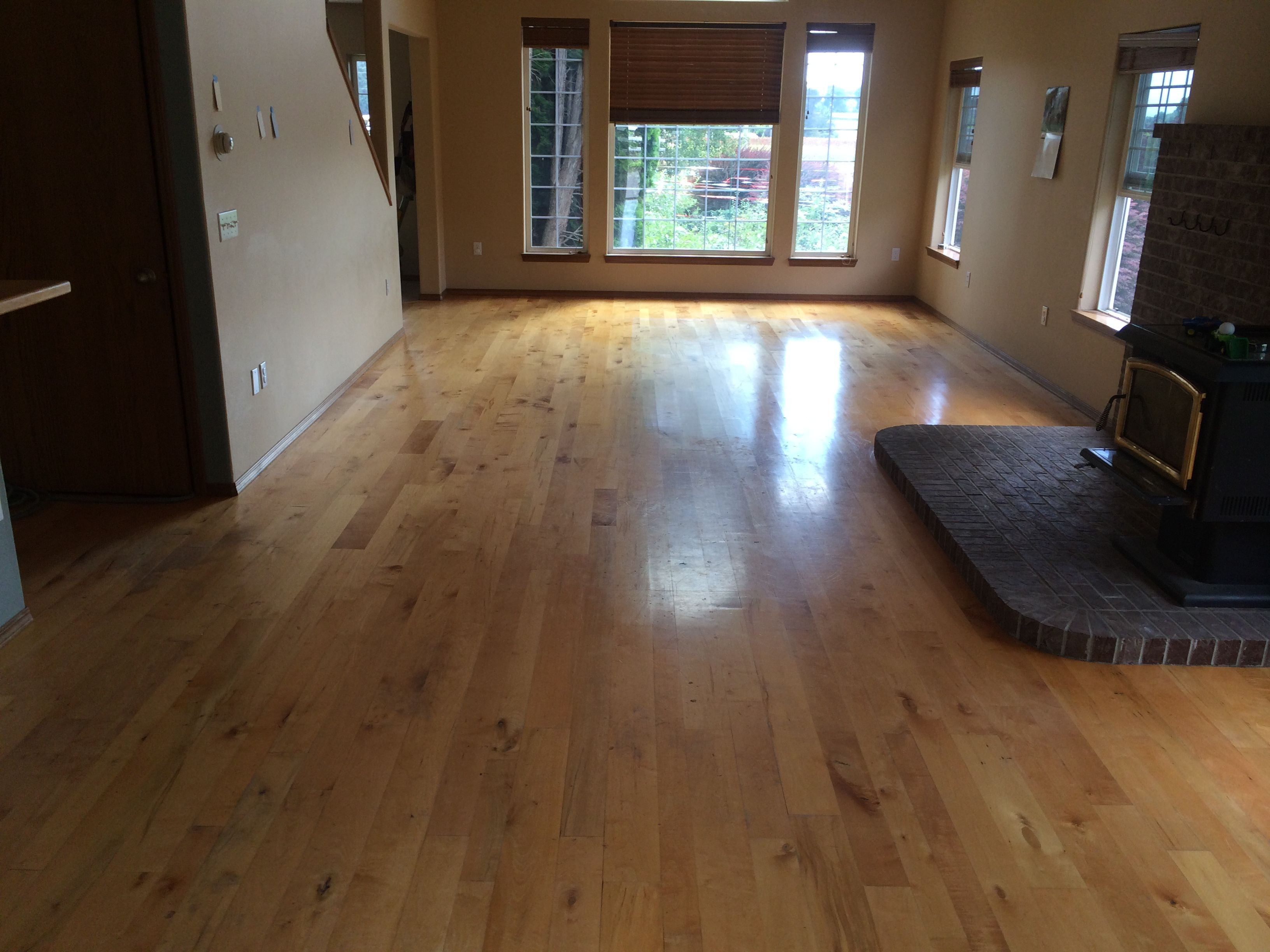 hardwood floor refinishing portland of how much to refinish wood floors refinish done in portland oregon pertaining to how much to refinish wood floors refinish done in portland oregon floor is made from maple