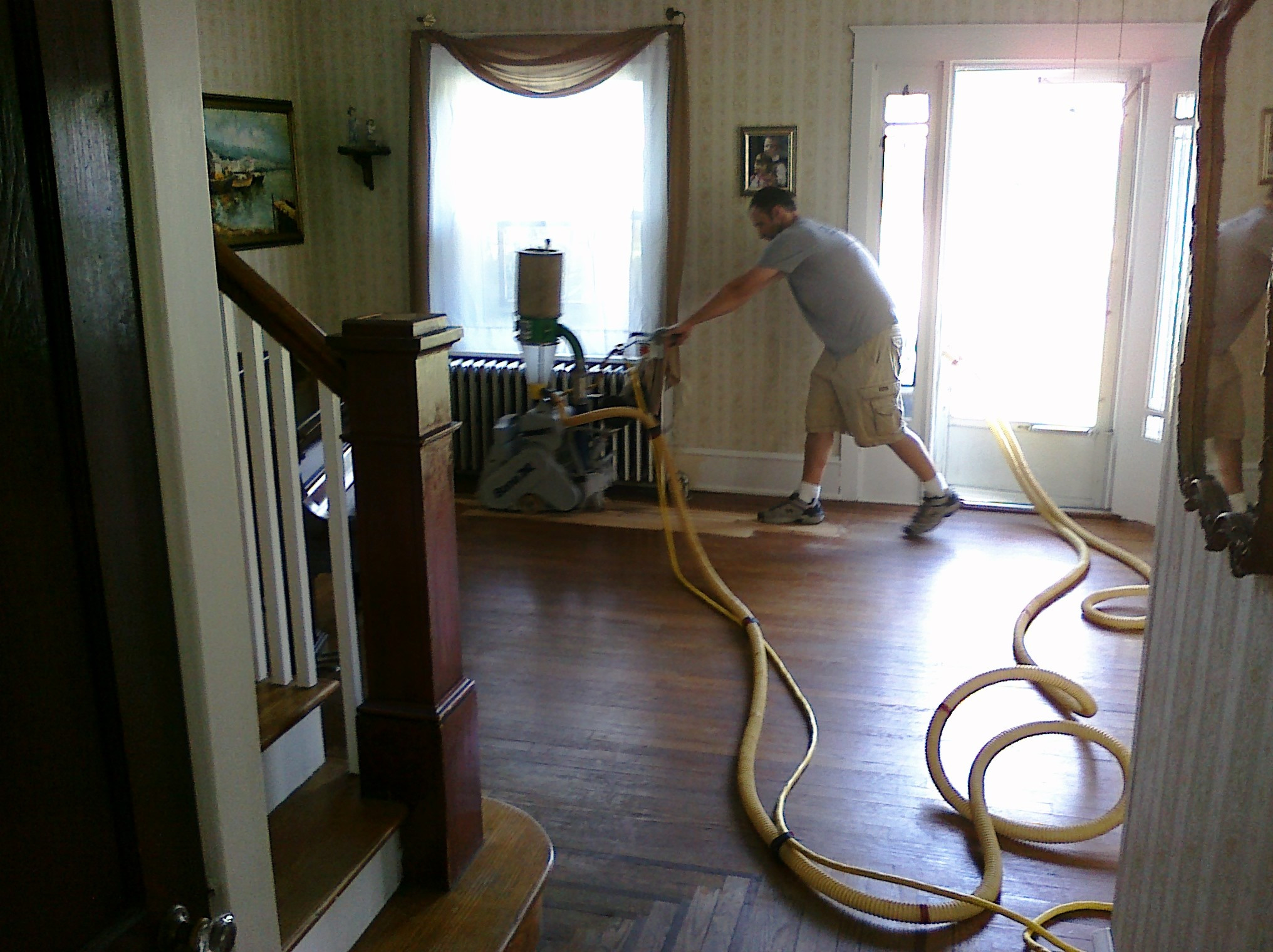 Hardwood Floor Refinishing Riverside Ca Of Dustless Hardwood Floors L New Installation and Refinish Hardwood Regarding Pic 1