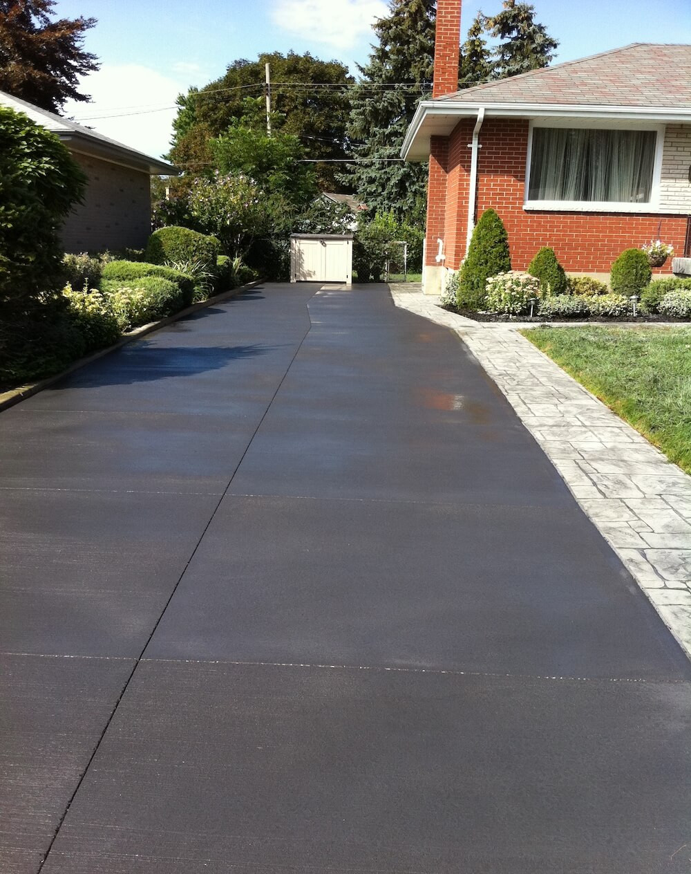 hardwood floor refinishing roanoke va of 2018 driveway installation cost cost to repave a driveway intended for asphalt driveway cost
