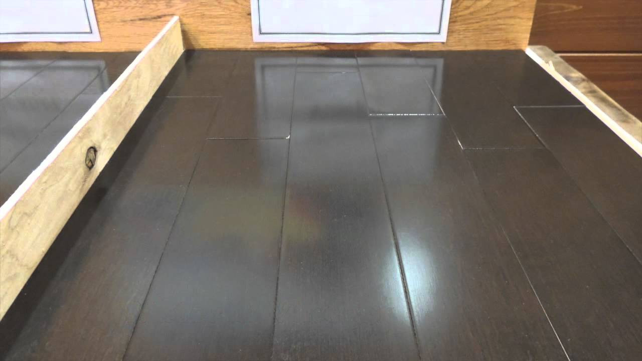 hardwood floor refinishing toledo of bona vs water vinegar dont mop your hardwood flooring youtube inside water vinegar dont mop your hardwood flooring youtube