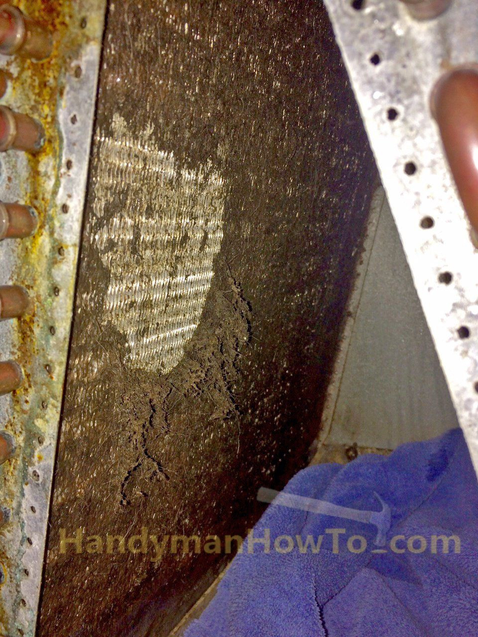 hardwood floor refinishing waterbury ct of ac evaporator coils interior clogged with dirt and mold diys intended for ac evaporator coils interior clogged with dirt and mold