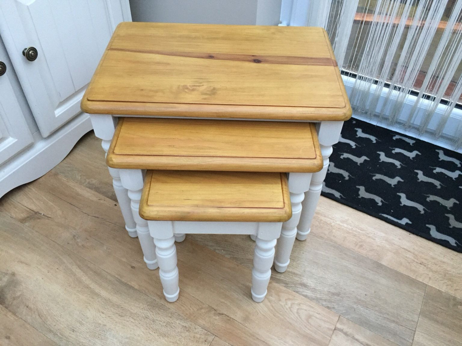 Hardwood Floor Refinishing Whitby Of Https En Shpock Com I Wazdw9rtdqkxi0xx 2017 01 10t151704 In Nest Of Side Coffee Tables