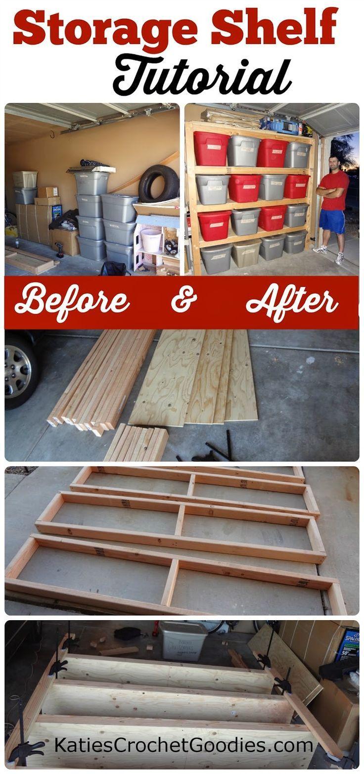 hardwood floor repair birmingham al of 17 best garage organization images on pinterest garages regarding diy storage shelves tutorial