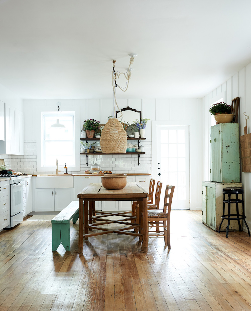 Hardwood Floor Repair Boston Of the Faraci Project source Guide Leanne ford In Kitchen