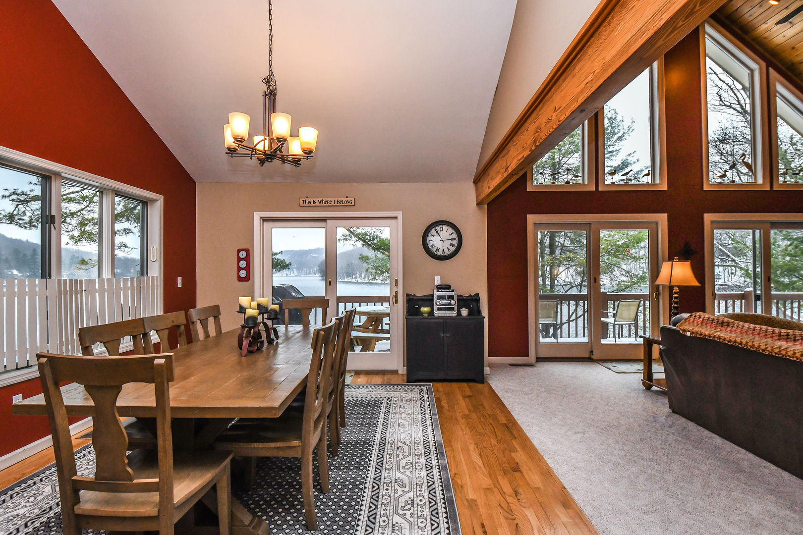 Hardwood Floor Repair Colorado Springs Of Million Dollar View Taylor Made Deep Creek Vacations Sales with Image 152800217