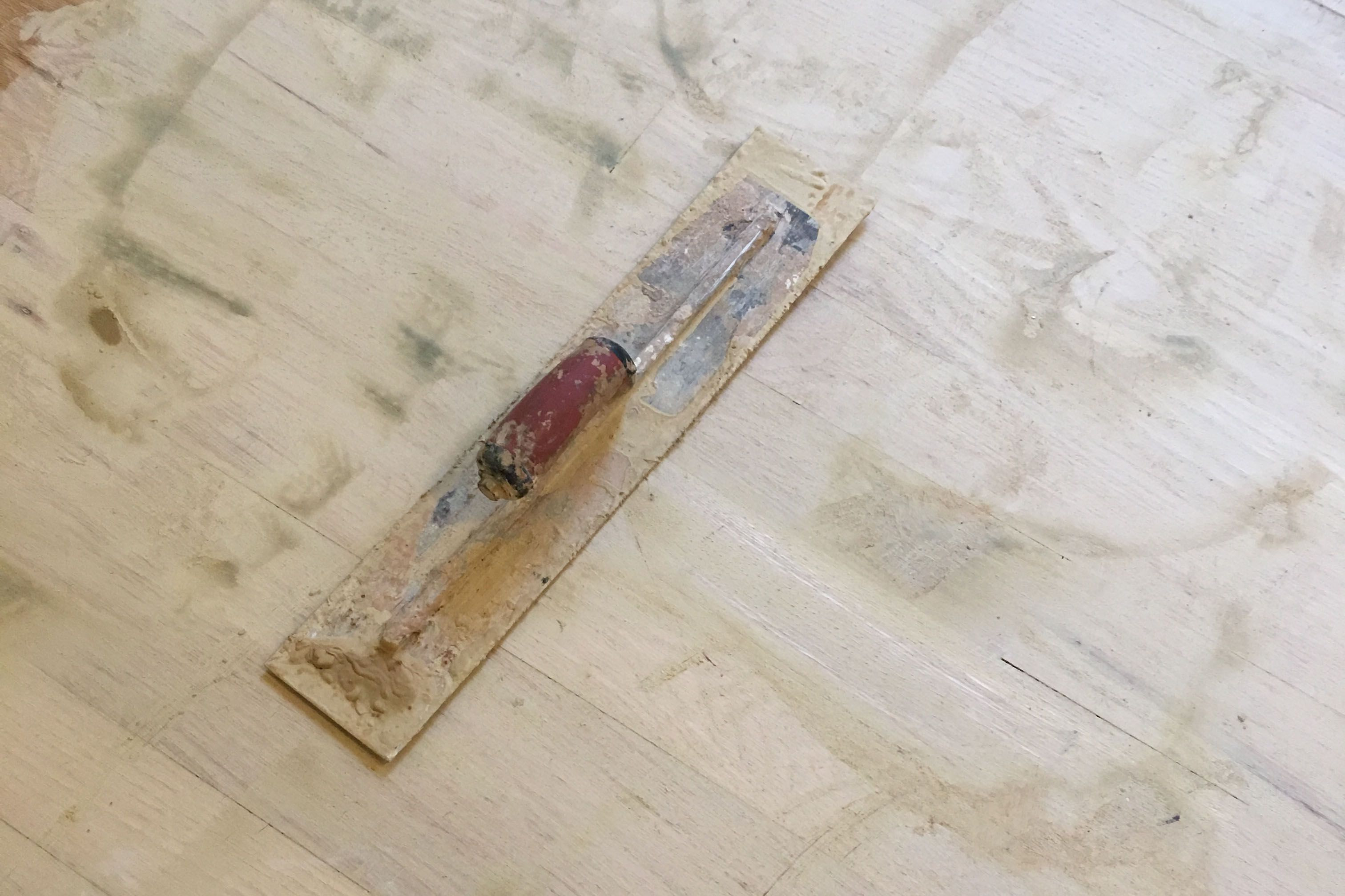 hardwood floor repair filler of 7 things to know before you refinish hardwood floors with trough hardwood floor manhattan avenue via smallspaces about com 579138783df78c173490f8a5
