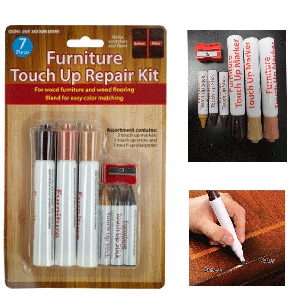 hardwood floor repair markers of amazon com 14 wood touch up scratch scuff repair marker wooden in amazon com 14 wood touch up scratch scuff repair marker wooden floor furniture mark remover office products