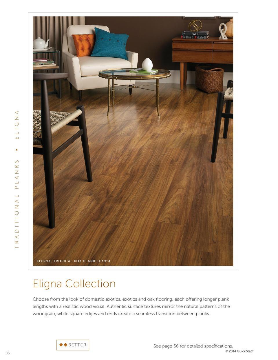 hardwood floor repair markers of quick step laminate catalog simplebooklet com with el ig n a p l a nks tr ad i t i ona l eligna tropical koa planks u1914 eligna